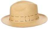 SENSI STUDIO Trompe L'oeil Panama Hat