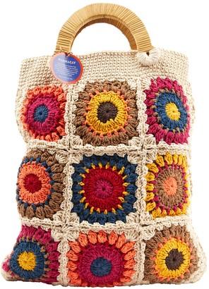 Nannacay Multicolour Cloth Handbags
