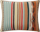 Pendleton Chimayo Cushion - Coral