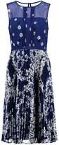 Hobbs GEORGINA Summer dress french blue/multi