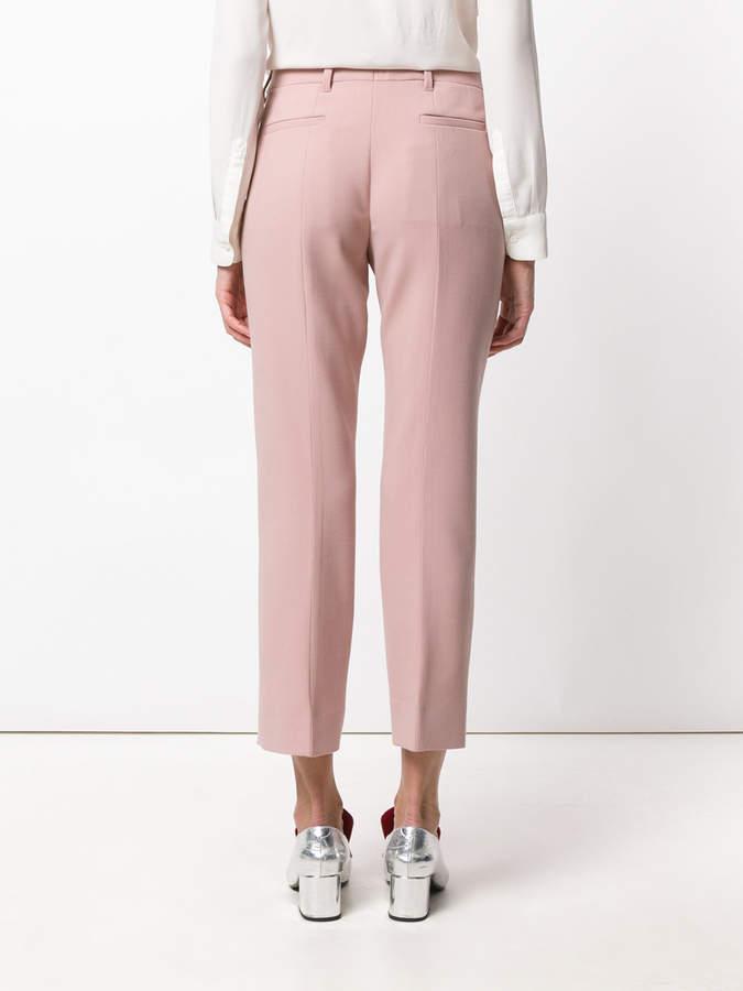 Miu Miu cropped trousers