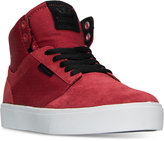 Supra Men's Yorek High Top Casual Skate Sneakers from Finish Line