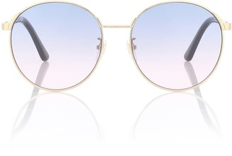 Gucci Exclusive to Mytheresa Round sunglasses