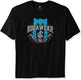 Rocawear Men's Big and Tall My Bridge Short Sleeve Tee