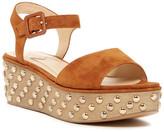 Brian Atwood Franki Studded Platform Sandal