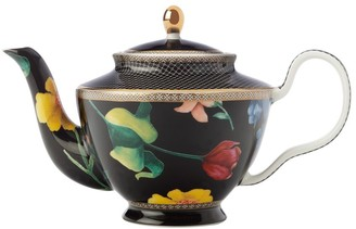 Maxwell & Williams Teas & C's Contessa Teapot with Infuser 500ml Black Gift Boxed