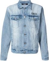 Geo - Godspeed denim jacket