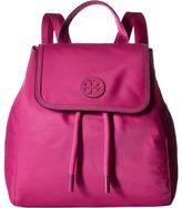 Tory Burch Scout Nylon Small Backpack Backpack Bags