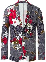 DSQUARED2 flower print jacket