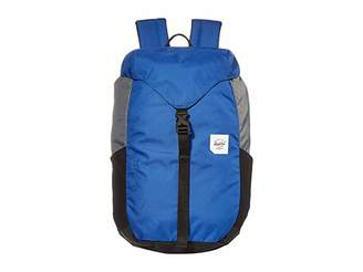 Herschel Barlow Medium (Monaco Blue/Quiet Shade) Backpack Bags