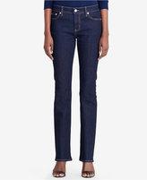 Lauren Ralph Lauren Petite Slim Boot Cut Jeans