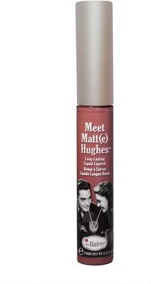 TheBalm Meet Matt(E) Hughes Long Lasting Liquid Lipstick 7.4Ml Sincere