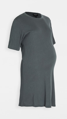David Lerner Maternity Tee Dress