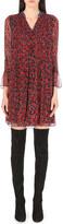Diane von Furstenberg Kourtni floral-print silk dress