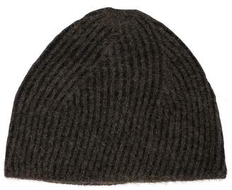 Rick Owens knitted beanie hat
