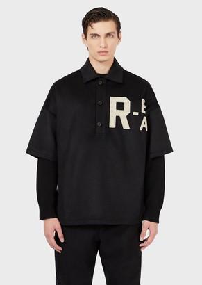 Emporio Armani R-Ea Short-Sleeved Polo Shirt