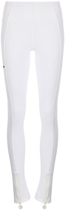 Off-White Active split leg leggings