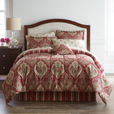 JCPenney Home ExpressionsTM Chandler Damask Complete Bedding Set with Sheets