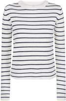 Sandro Breton Stripe Sweater