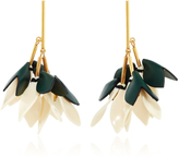 Marni Leather Drop Earrings