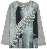 Sale - Organic Cotton Lizard T-Shirt - Popupshop