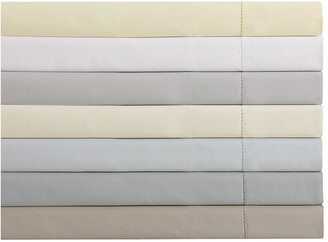 Charisma 610Tc Ultra Solid Cotton Sateen Sheet Set