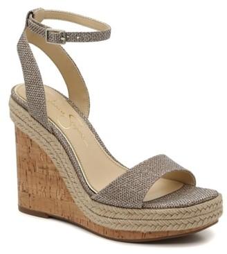Jessica Simpson Sameya 2 Espadrille Wedge Sandal