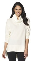 labworks Women's Dolman Sweater Cowl Top - Off White