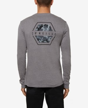 O'Neill Men's Phil Graphic Long Sleeve Tee