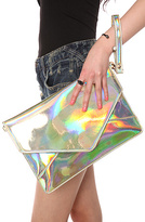 Melie Bianco The Janelle Clutch