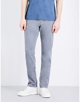 Canali Regular-fit Straight Denim Jeans