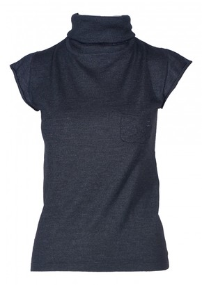 Chanel Anthracite Cashmere Tops
