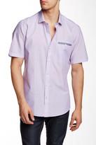 Zachary Prell Keats Short Sleeve Trim Fit Shirt