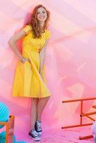 Shabby Apple Bleecker Dress Yellow