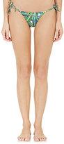 Onia Women's Kate String Bikini Bottom-GREEN
