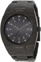 Vestal Men's GHD011 Gearhead Brushed out Analog Watch