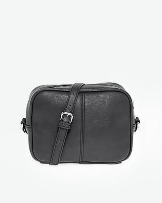 Le Château Faux Leather Shoulder Bag