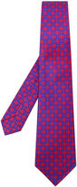 Kiton embroidered tie - men - Cotton - One Size