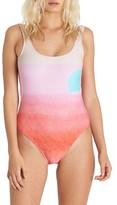 Billabong Women's X Andy Warhol Surf One-Piece Swimsuit