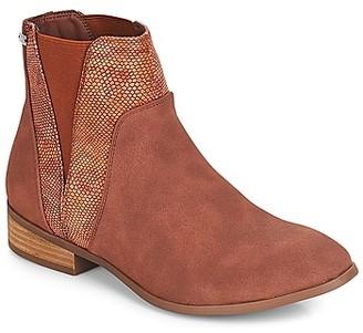 Roxy LINN women's Mid Boots in Brown