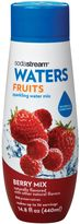 Sodastream Waters Fruits Berry Mix Flavored Sparkling Drink Mix