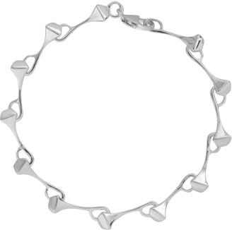 Cristina Cipolli Jewellery Amazon Small Bracelet Sterling Silver