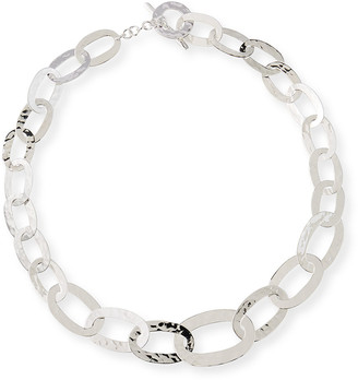 Ippolita Roma-Link Silver Necklace