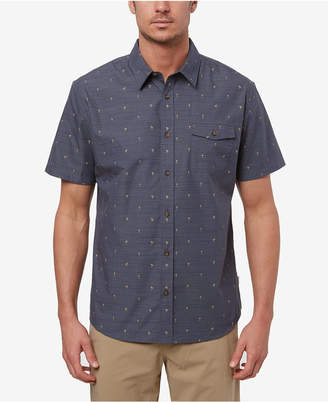 O'Neill Jack Mens West Ways Short Sleeve Shirt
