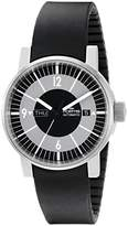 Fortis Men's 623.10.38 SI.01 Spacematic Classic Stainless Steel Watch