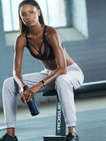 Victoria's Secret Victorias Secret Laser-cut Plunge Sport Bra