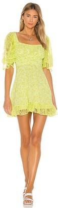 Lovers + Friends Romana Mini Dress