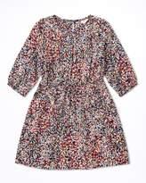 Jigsaw Confetti Print Woven Dress