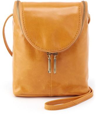 Hobo Fern Leather Crossbody Bag