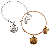 Disney Cinderella Castle Bangle by Alex and Ani - Walt World